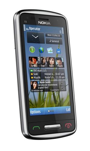 1 nokia c6 1 Nokia C6 01 en México