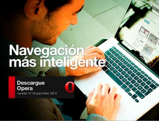 Opera 11.10 Opera 11.10 disponible para su descarga