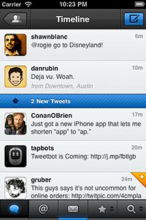 hero screenshot Tweetbot, el cliente de Twitter para iPhone que está causando conmoción