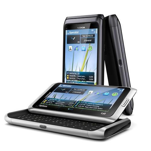 nokia e7 3 Nokia E7 en México