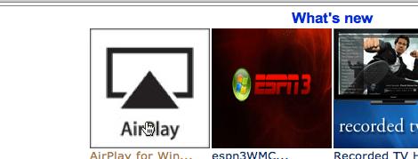 2011 05 29 13 25 17 Como activar Airplay en Windows Media Center