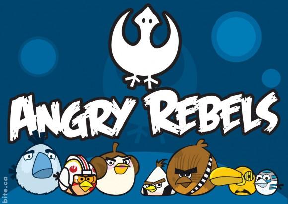 Angry Birds y Star Wars juntos [Humor]