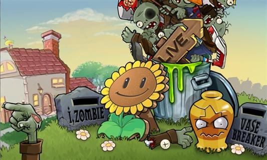 e94ea878 0896 450e 803f 8fb275b7a7551 Plants vs Zombies llega a Windows Phone 7 para Xbox Live
