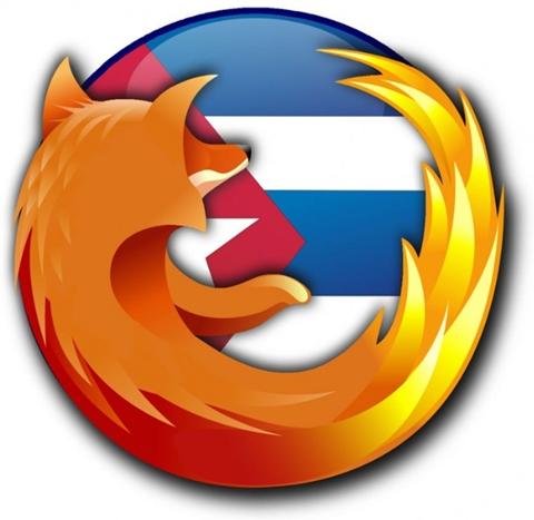 firefox cuba Firefox en Cuba, sacrificio de alto valor