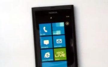 Se filtran imagenes del primer Nokia Windows Phone