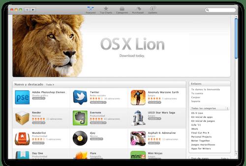 Captura de pantalla 2011 07 20 a las 08.39.56 Ya esta disponible Mac OS X Lion