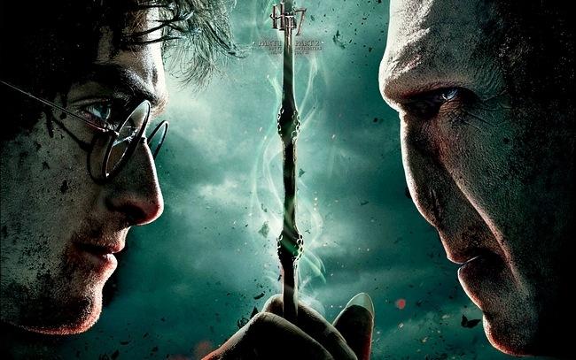 Mágicos Wallpapers de Harry Potter y Las Reliquias de la Muerte Parte 2