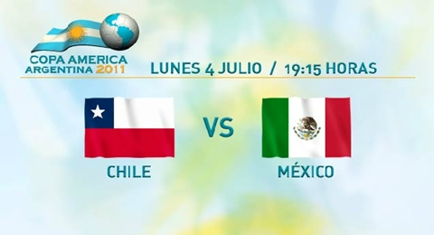 mexico chile en vivo copa america 2011 México vs Chile en vivo, Copa América 2011