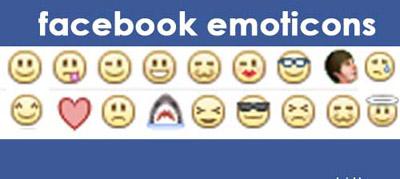 emoticones facebook Emoticones para el chat de Facebook