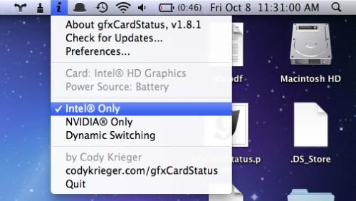 cuelgues mac os x lion Corregir Cuelgues de MacBook Pro y Pantallas Negras de la Muerte en OS X Lion