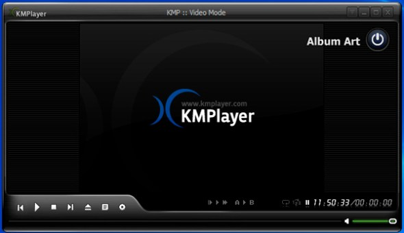km player interface 590x340 El mejor reproductor de video para Windows, The KMPlayer