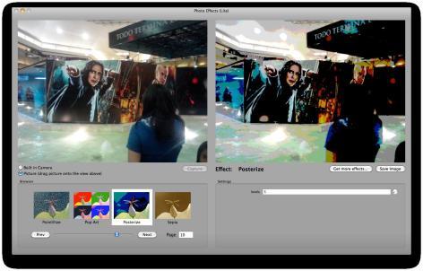 photo effects lite 590x377 Dale un toque único a tus fotos con Photo Effects Lite