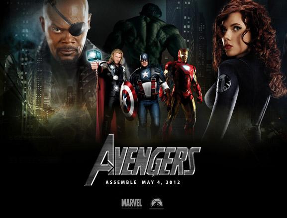 Avengers trailer oficial Lanzado el tráiler oficial de The Avengers