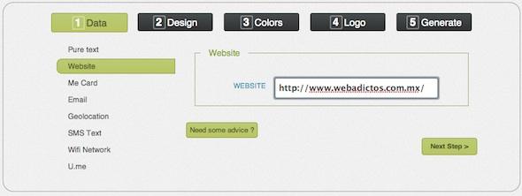 Codigo Qr color 1 Cómo hacer códigos QR con logo y color personalizado