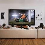 Sharp AQUOS LED TV la pantalla más grande del mercado en México