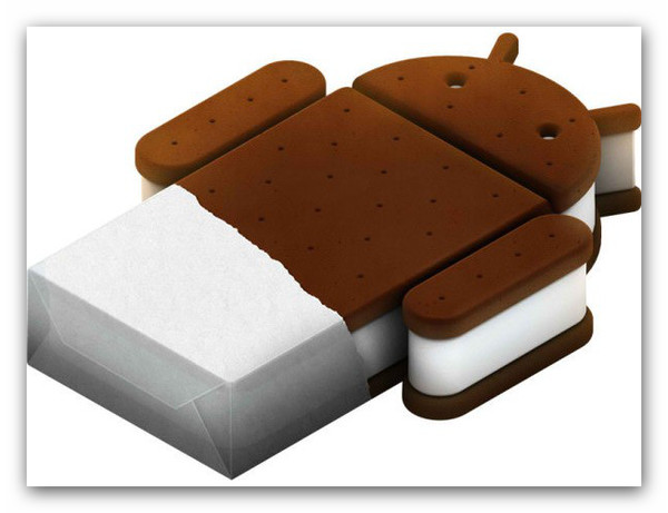 ice cream sandwich Android 4 Ice Cream y Galaxy Nexus hacen su aparición