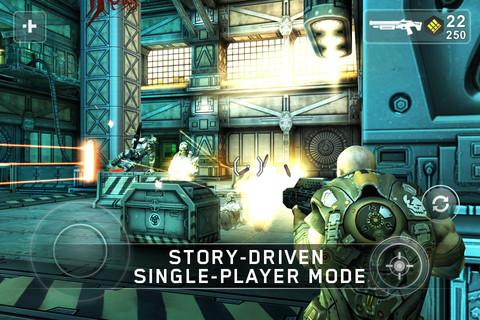 shadow gun 1 Un juego para probar este fin de semana: SHADOWGUN