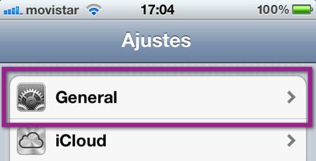 sonidos iOS 5: Como activar y crear las vibraciones personalizadas de tu iPhone