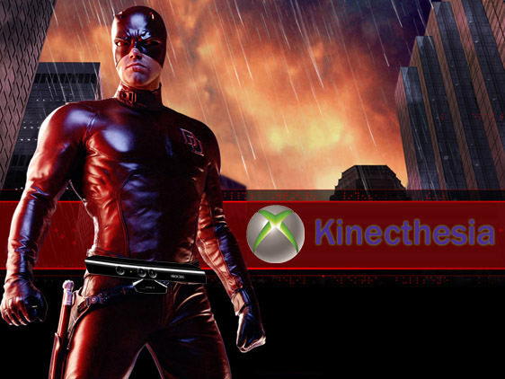 Kinecthesia Kinect podría revolucionar el mundo de los invidentes