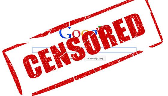 google censored censorship sopa ¿Qué es SOPA y por qué es tan peligrosa su aprobación en EEUU?
