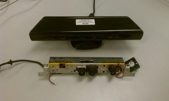 kinect kinecthesia 590x353 Kinect podría revolucionar el mundo de los invidentes