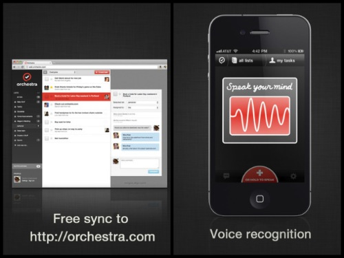 orchestra iphone extras Orchestra To do para iPhone [reseña]