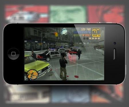 Grand Theft Auto III ios Los mejores juegos para iPhone que nos dejó este 2011
