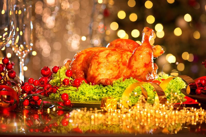 Por que pavo en navidad ¿Por qué se come pavo en Navidad?