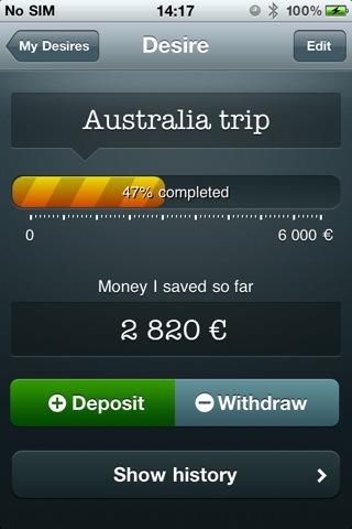 desire app ios Que ahorrar sea tu prioridad este 2012 con estas aplicaciones