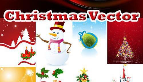 vector Colección de vectores de Navidad para tus diseños