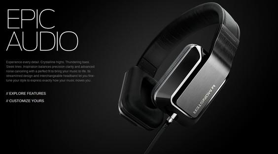 epic audio monster Monster presenta en el CES sus nuevas lineas de auriculares