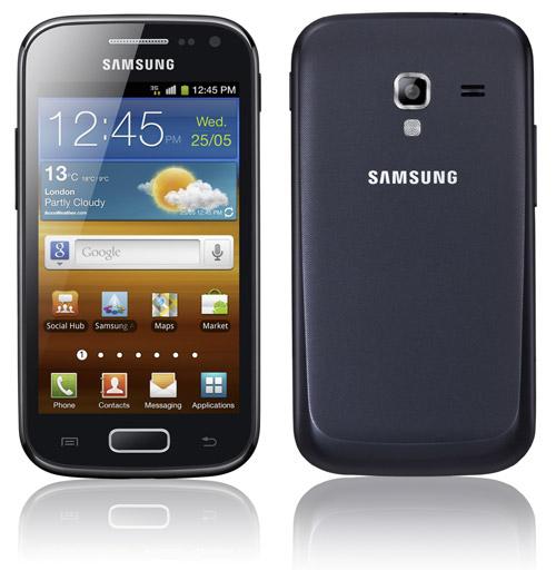 Samsung presenta el Galaxy Ace 2 y Mini 2