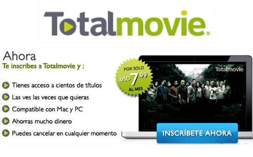 totalplay Totalmovie, una competencia real para Netflix