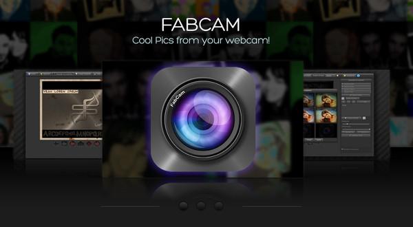 fabcam tomar fotos webcam Toma fotos con tu webcam y aplícale efectos con Fabcam