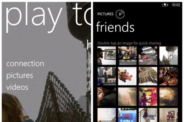 nokia play 590x393 Nokia Play to, permite DLNA a los Nokia Lumia