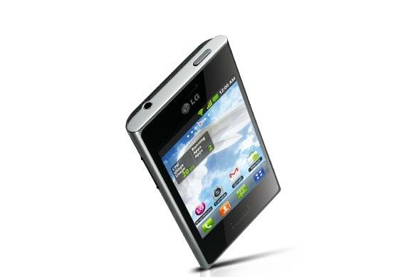 LG optimus l4 e400 LG Optimus L3 E400 es presentado oficialmente
