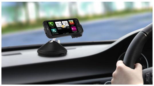 htc one accesories HTC Media Link HD y HTC Car, excelentes accesorios para tu HTC One