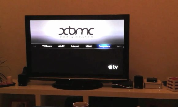 xbmc apple tv Cómo habilitar el audio DTS y AC3 en el Apple TV2