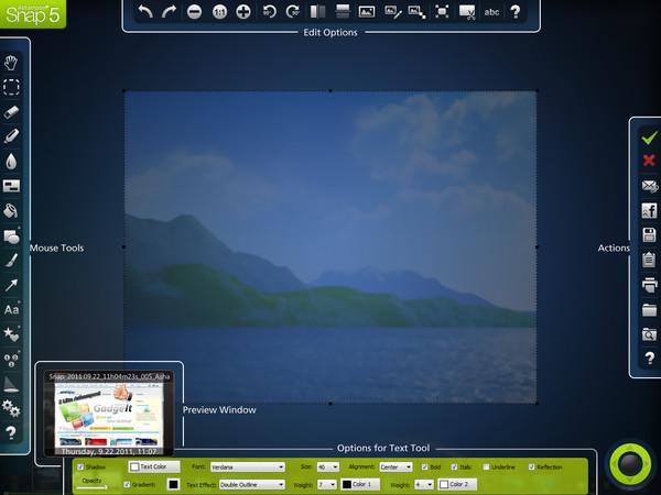 ashampoo Capturar pantalla en Windows y Mac (Varias Apps)