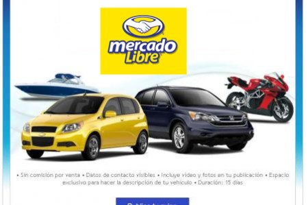 Autos de colección y versiones especiales se pueden comprar desde MercadoLibre
