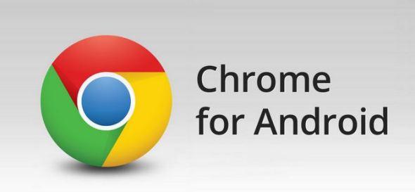 chrome for android 590x273 Nueva versión de Chrome para Android