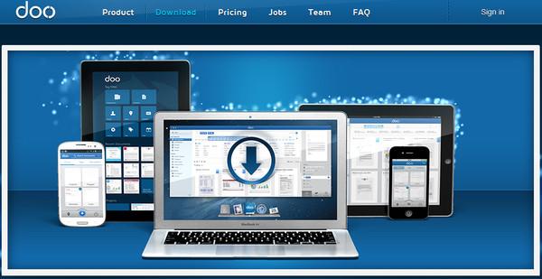 doo.net Mantén tus documentos organizados con Doo.net
