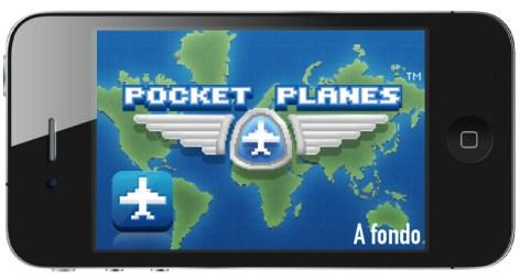 pocket planes 590x317 Grandes juegos adictivos para iPhone y iPod Touch [III]