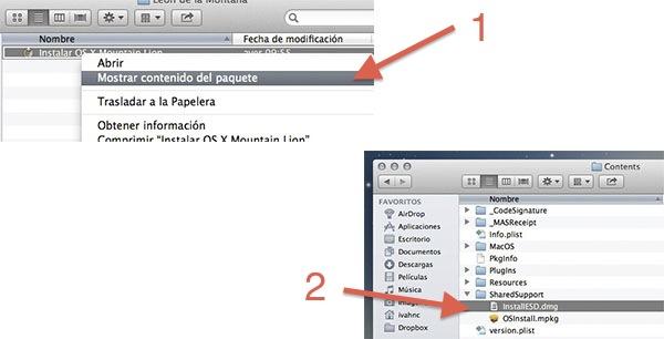 Instalar mountain lion sd usb Cómo instalar OS X 10.8 Mountain Lion desde un USB y SD