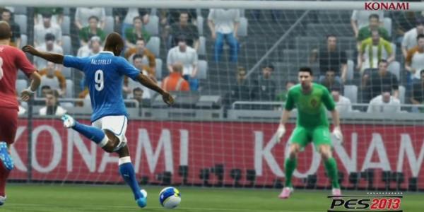 Nuevo tráiler de PES 2013 nos muestra como será la Eurocopa 2012