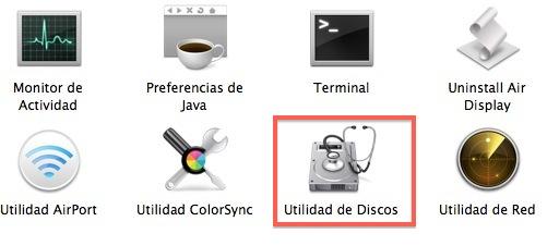 Utilidad de discos mountain lion Cómo instalar OS X 10.8 Mountain Lion desde un USB y SD