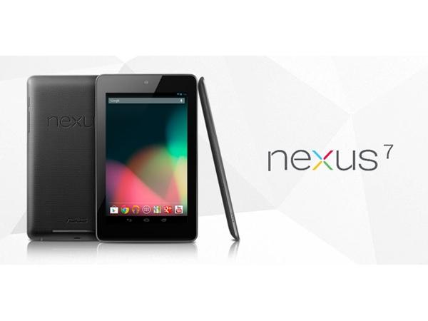 google nexus 7 La tablet de Google, la Nexus 7 agota provisiones en su modelo de 32GB