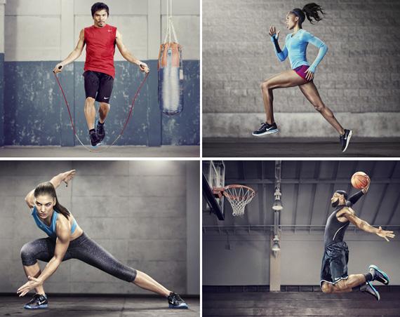 nike plus basketball nike plus training Genial comercial de Nike donde nos explica cómo funciona Nike+