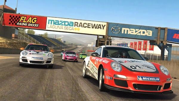 Real Racing 3 es presentado por EA y Firemonkeys