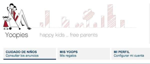 Yoopies Yoopies, una red social para encontrar niñeras